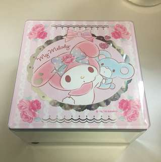 Sanrio My Melody 手飾盒