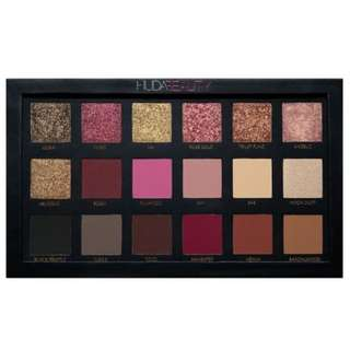Huda Beauty Rose Gold Palette - Authentic