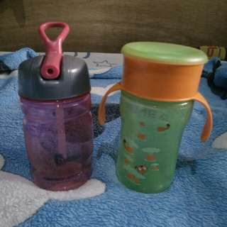 Avent and bubba sippy cup