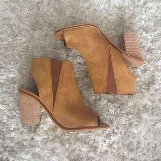 Sportsgirl Tan Shoes - 7