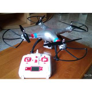Drone RC Quadcopter syma x8g ($80 fixed price)