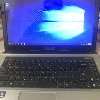 Laptop ASUS A43S