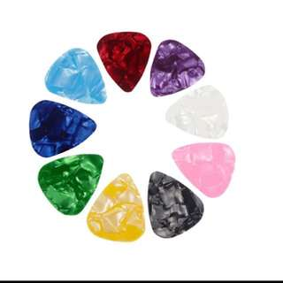Stylish Guitar Picks!