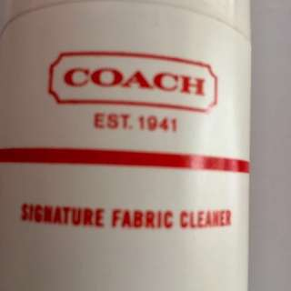 Coach MK LV Tory Fabric Care Cleaner