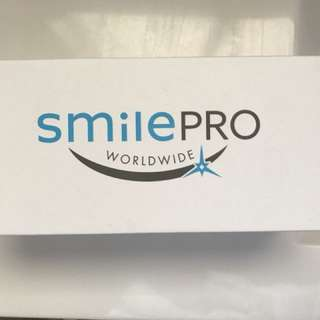 Smile pro worldwide teeth whitening kit