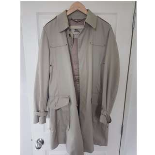 BURBERRY LONDON TRENCH COAT // SIZE S