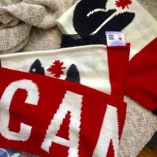 HBC Canada Scarf