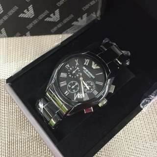 AUTHENTIC EMPORIO ARMANI WATCH #freedelivery