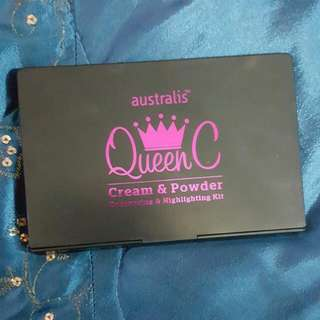 AUSTRALIS: QUEEN C Cream + Powder
