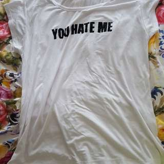 Charlie Brown - Long white t-shirt size 12