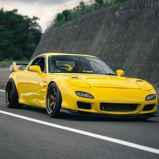 Japan Sports Car