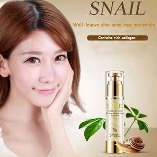 snail moisturiser