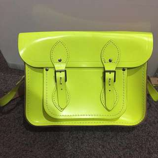 AUTHENTIC Cambridge Satchel 11 in classic satchel