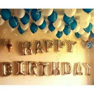 生日氣球組