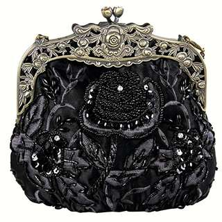 Tas Pesta Micro Bag, Black