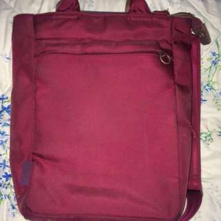 Preloved Hellolulu laptop bag