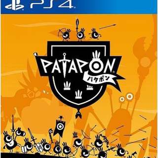 Patapon PS4