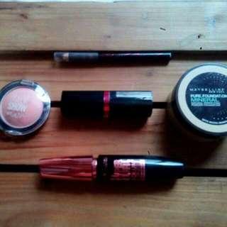 Maybelline Make-up Bundle