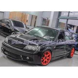 FORD Tierra RS 精品小改 手排 渦輪增壓 2.0L 黑