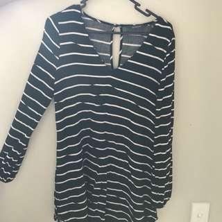 B&W stripes