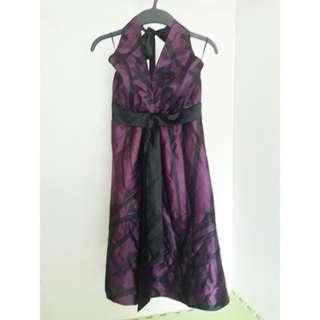 Halter Formal Dress