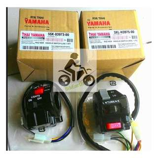 RXZ Switch set pair