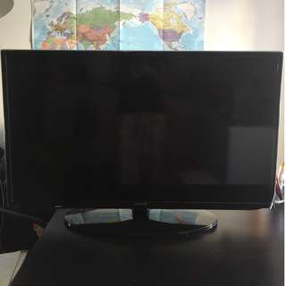 CHEAP Samsung 40 inch 102ch Full HD LED LCD in NEW condition.