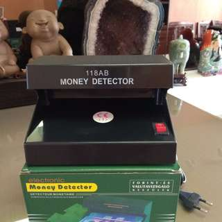 Paper Money Detector / Testing Machine