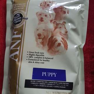 ANF Puppy Food 1kg (Small Bite)