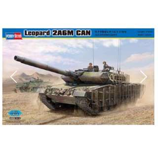 Brand New** HobbyBoss 1/35 - Leopard 2A6M CAN