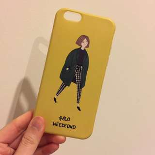 IPHONE 6/6s vintage case