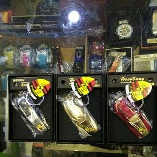超跑鑰匙圈充電打火機(合金材質非塑料另有塑料材質150元)250元限來店買點我頭像看店址和上千種商品