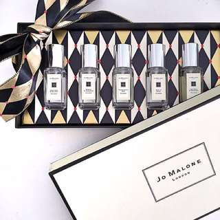 Jo Malone Holiday Perfume 5 in 1 Set for Men & Women