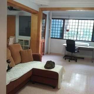 HDB 5  Room Improved (Corridor End)