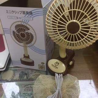 推車專用電風扇
