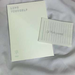 [Ready Stock] BTS LOVE YOURSELF O VERSION (sealed)