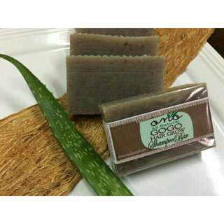 ONO All Natural Soap and Shampoo Bars