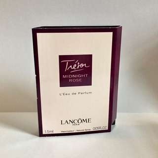 Lancome Tresor Midnight Rose Eau de Parfum 1.5 ml