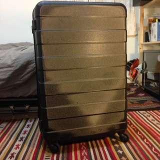 MUJI無印良品行李箱 拉桿箱 60L