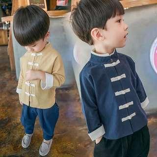 Little Cheong Sam 2 pcs wear - 89R2