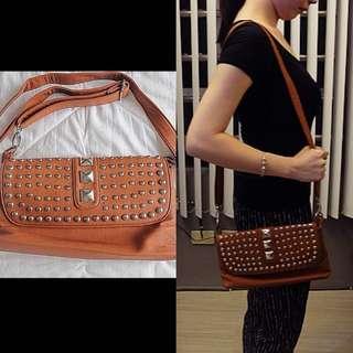 Nafnaf Two-way Sling/Shoulder Bag