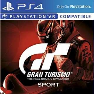 Brand New R3 PS4 Gran Turismo Sports