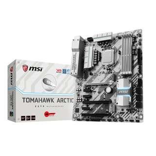 MSI Intel Motherboard Z270 TOMAHAWK ARCTIC