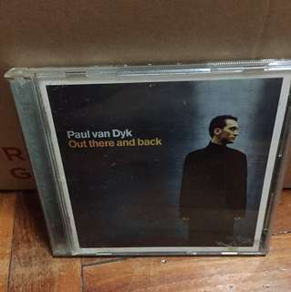 Paul Van Dyk CD Album