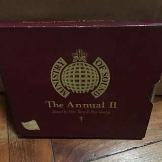 Ministry of Sound Annual II