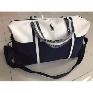 POLO RALPH LAUREN TRAVELING BAG