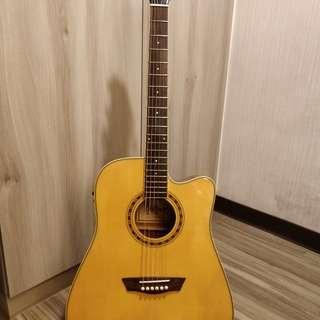 想省錢又想買好琴 hopper缺角 木吉他 民謠吉他