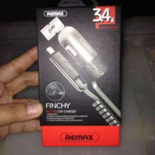 Remax Finchy Rc-C103 Car charger