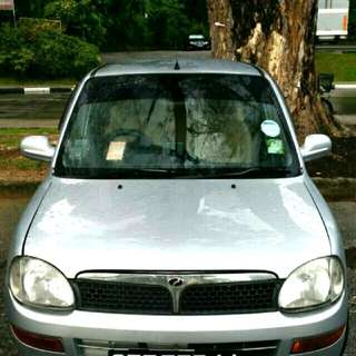 Perodua Kelisa 1.0A EZ for sale or scrap on 25th Oct