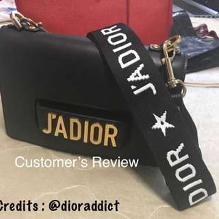 Adjustable Dior Bag Strap - Review